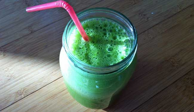 Juicing Recipe: Kale Me Maybe