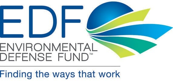 The Environmental Defense Fund (www.EDF.org) - joins forces with other organizations to counter threats to our climate, oceans and ecosystems and to peoples health.