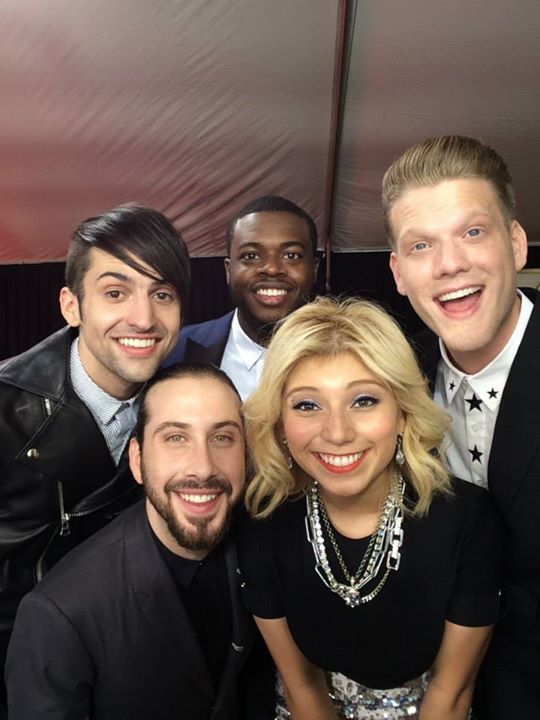 I love all of their smiles!!! <3
