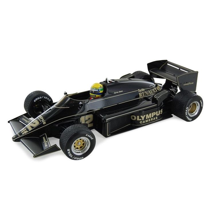 Premiumx 1/18 scale #lotus renault 97t #ayrton #senna 1985 portugese gp formula 1,  View more on the LINK: 	http://www.zeppy.io/product/gb/2/112260471369/
