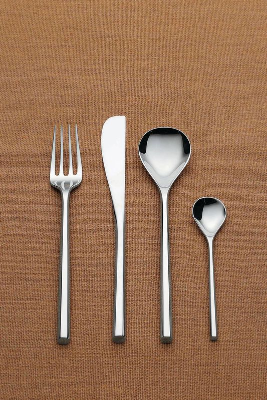 38 Best Images About Flatware On Pinterest Stainless Steel Alessi And Monograms