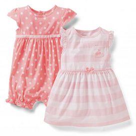 Carter's Girl's 2-Pack Dress Set - Sears