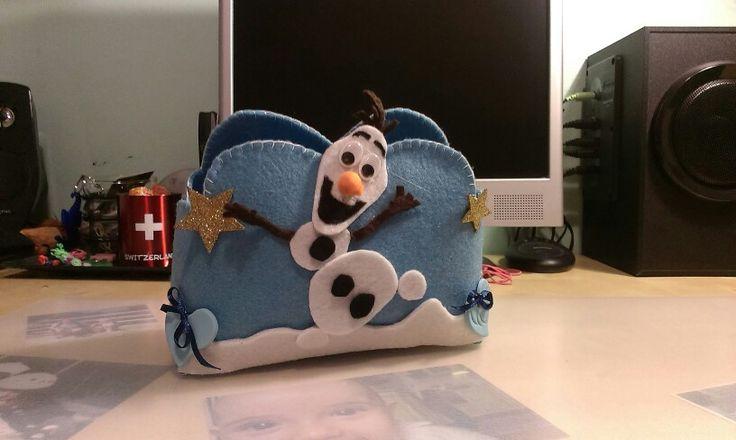 Svuota tasche Olaf