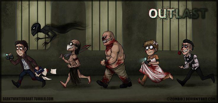 -Outlast- by ZombiDJ.deviantart.com on @deviantART
