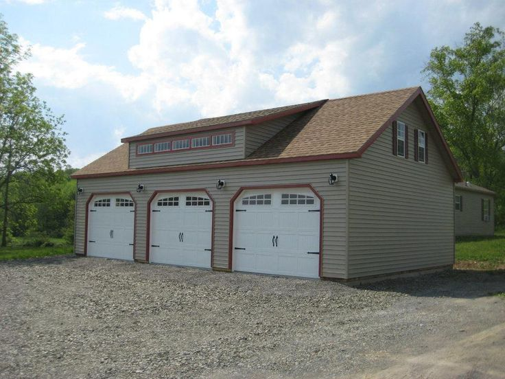 1000 images about ron rons garages on pinterest garage for Colonial garage
