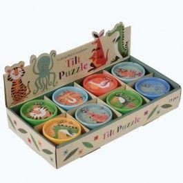 dotcomgiftshop kantelpuzzeltje R-toy26288 | ilovespeelgoed.nl