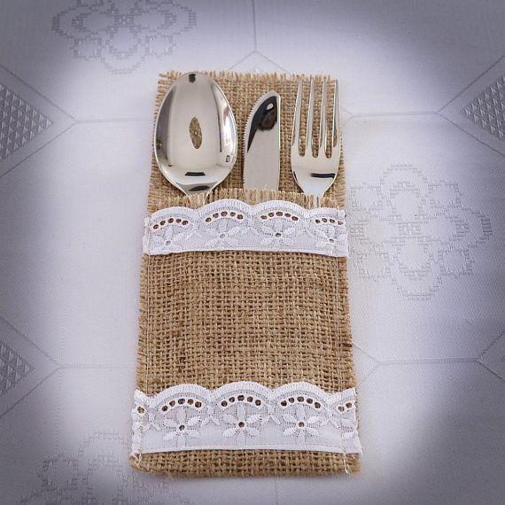 Ajustes de la tabla de la boda decoración de la mesa por Teomil