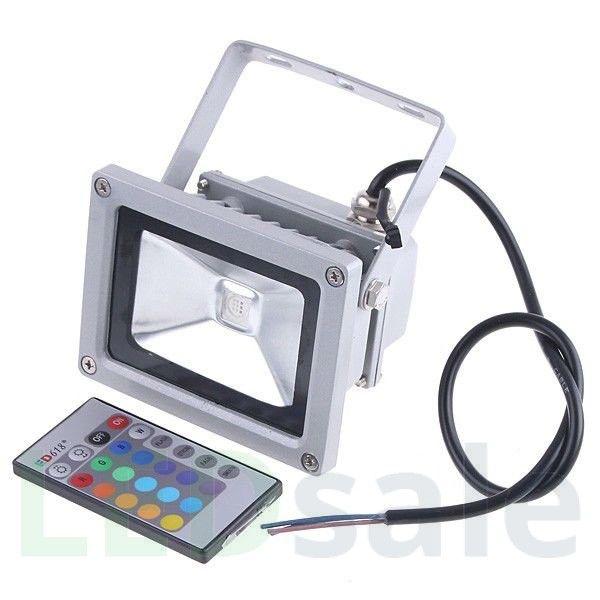 Våre langvarig og holdbar høy kvalitet 10w RGB LED spotlights er ideelle for å erstatte eventuelle utendørs PROTEKTOR eller innendørs. Produsere 750 lumen og tilsvarer omtrent en 90 W halogen flomlys. På grunn av den utrolige livet må du ikke tenke på