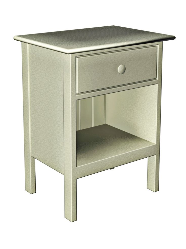 Best 57 Best Images About Nightstand On Pinterest Silver 640 x 480