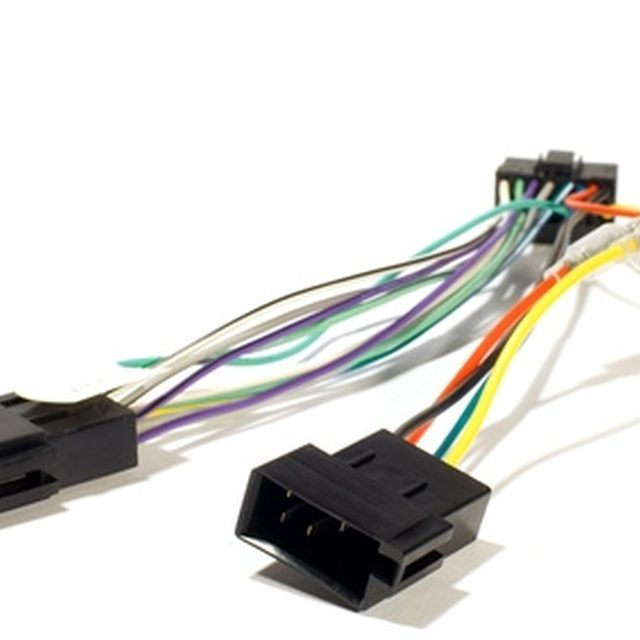 How To Rewire A Car Stereo