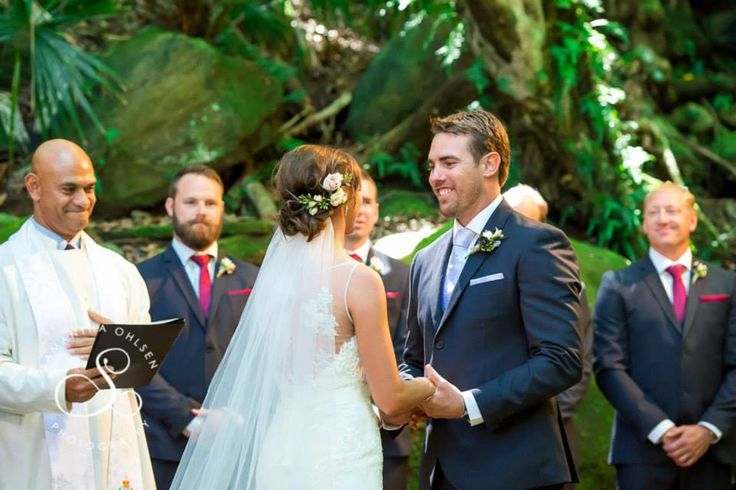 Beautiful Rainforest Wedding at Mount Keira Scout Camp. Wollongong Wedding Photography www.samanthaohlsenphotography.com #sydneyweddingphotographer #weddings #bride #groom #wollongongwedding #wollongongweddingphotographer #wollongong #mountkeira #rainforest #rainforestwedding #mountkeirascoutcamp #mountkeirawedding