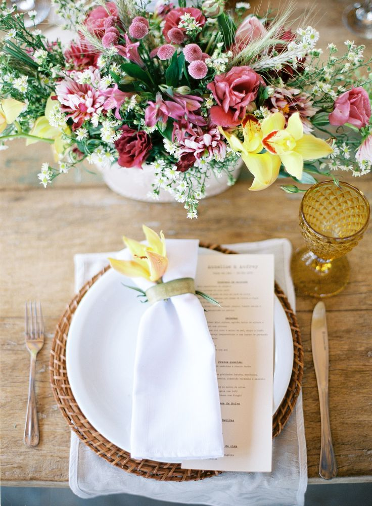 17 best images about table decor for weddings parites on for Table design for wedding