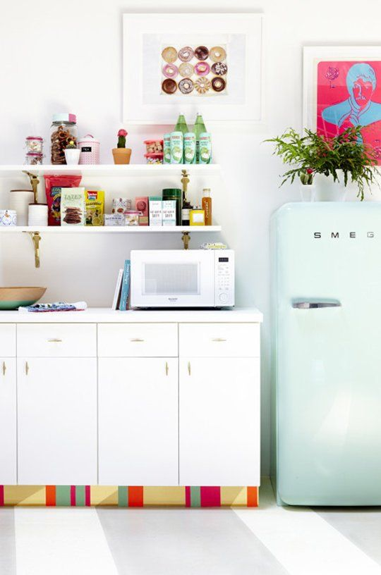 6 Clever Ways to Customize Kitchen Cabinets With Contact Paper | Apartment Therapy