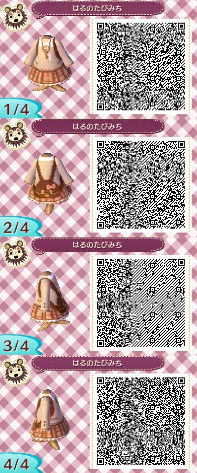 Animal Crossing New Leaf dress