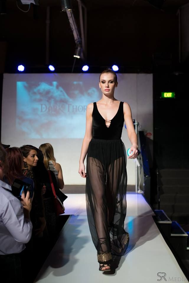 Raw Adelaide Signature 1.04.2016  Vanessa on the runway in the Florence bodysuit and the Chastity accessory skirt.  Photography: SR Media Hair: Caitlan Prater Makeup: Tiarna Lehmann  FLORENCE: http://www.darkthornclothing.com/products/florence-bodysuit CHASTITY: http://www.darkthornclothing.com/collections/rebirth/products/chastity