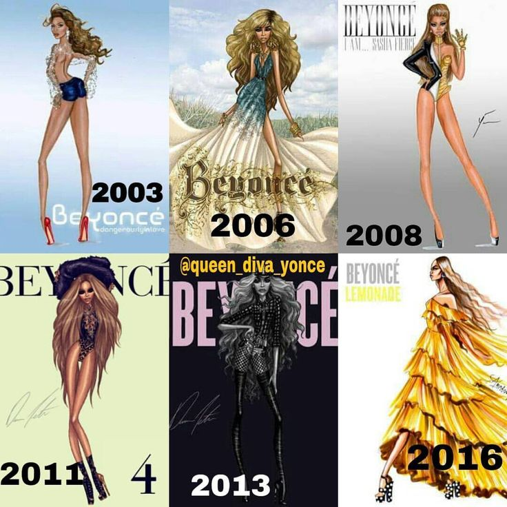 Beyoncé Album Art