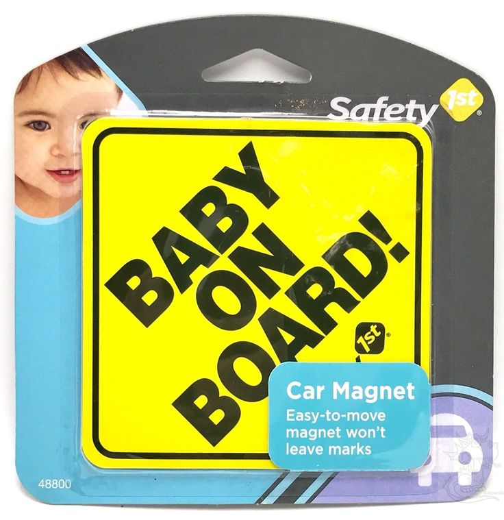 Check it out Safety 1st Baby O... found at  http://keywebco.myshopify.com/products/safety-1st-baby-on-board-car-sign-magnet-easy-to-move-wont-leave-marks?utm_campaign=social_autopilot&utm_source=pin&utm_medium=pin
