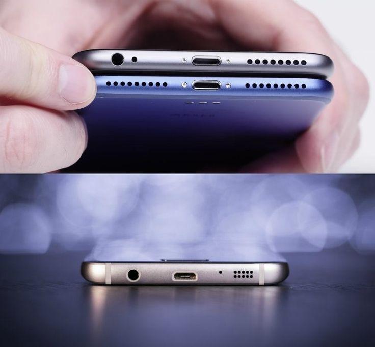 Klinkenanschluss für Kopfhörer oder nicht bei iPhone