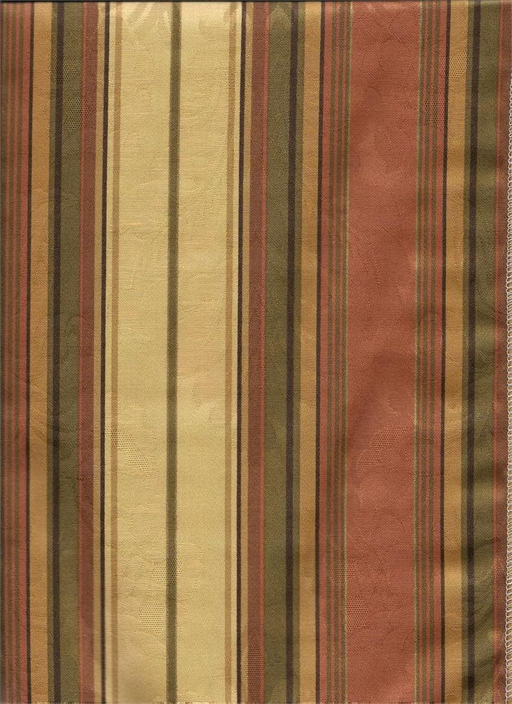78 Best Images About Striped Draperies On Pinterest