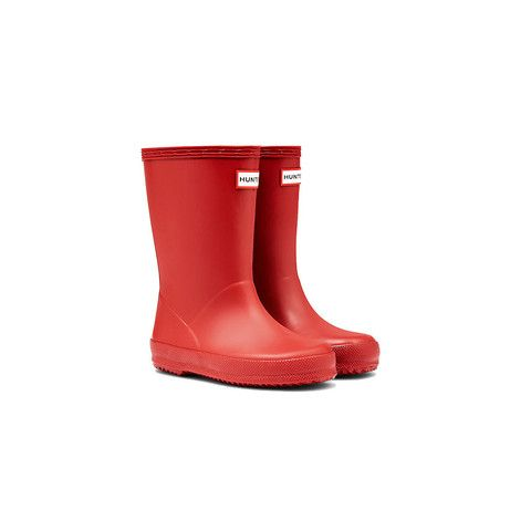 Hunter Original Kids' Classic Rain Boots - mini mioche - organic infant clothing and kids clothes - made in Canada