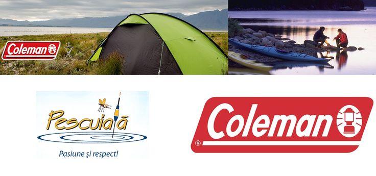 Articole de camping de cea mai buna calitate de la Coleman. Le gasiti acum in oferta Pescuiala.ro http://www.pescuiala.ro/coleman.html