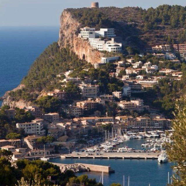 Mallorca, Port de Soller one of my favourite places on the planet