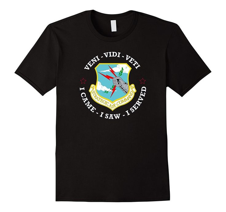 AIR FORCE STRATEGIC AIR COMMAND T-SHIRT