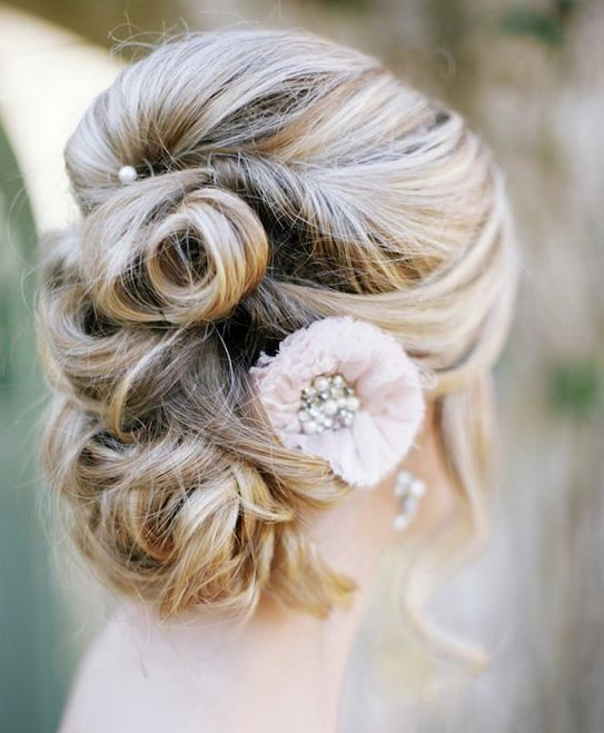 Gorgeous Wedding Hairstyles That Will Leave Any Bride Tressed To Impress - MODwedding