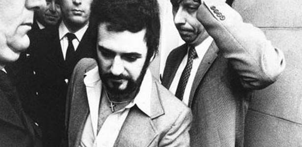 "5th Jan 1981, Peter Sutcliffe the suspected ""Yorkshire Ripper"" was arrested."