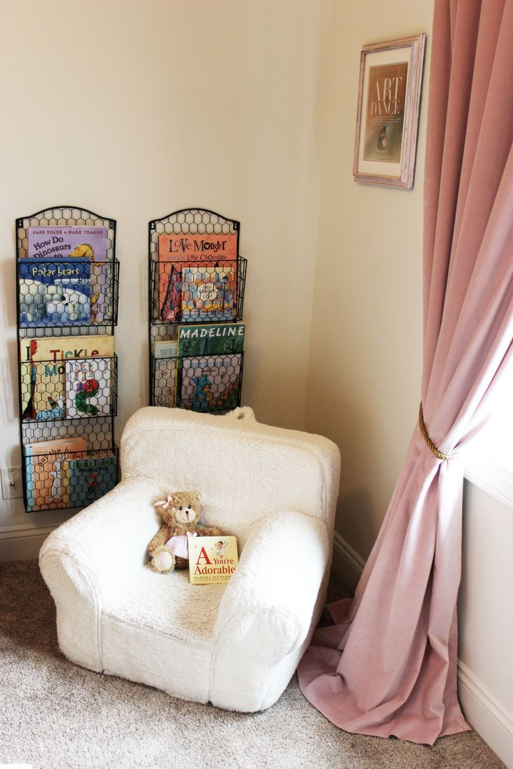 Every child's room needs a reading nook!