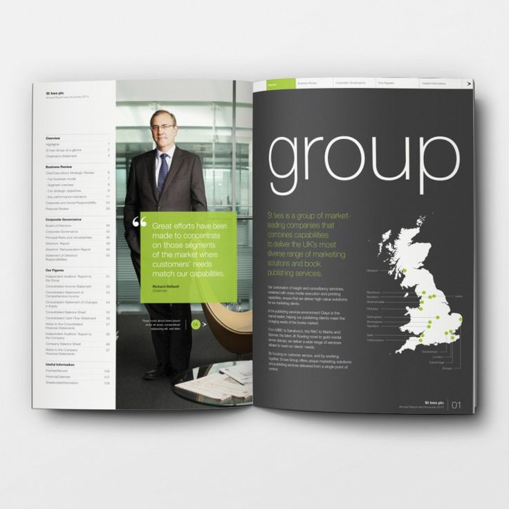 St Ives Annual Report