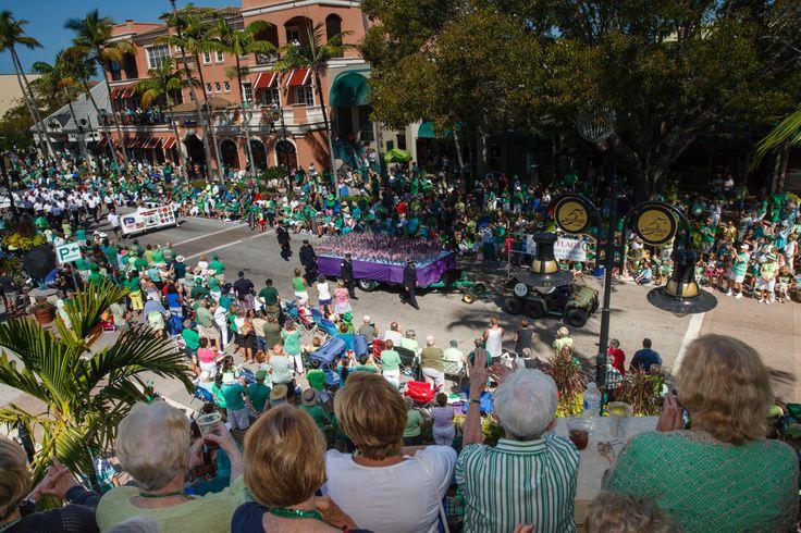 Emmanuel College Alumni St. Patrick's Event | Naples, FL | 3.15.14
