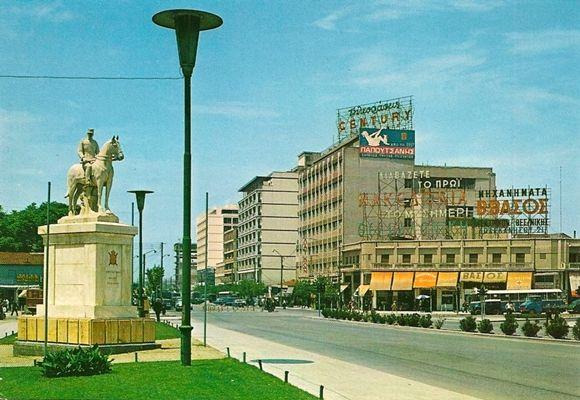 Δημιουργία - Επικοινωνία: Θεσσαλονίκη : Η πόλη δεν ήταν πάντα πίτα στα αυτοκ...