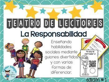 Teatro de lectores- 01 La Responsabilidad (Readers' Theate
