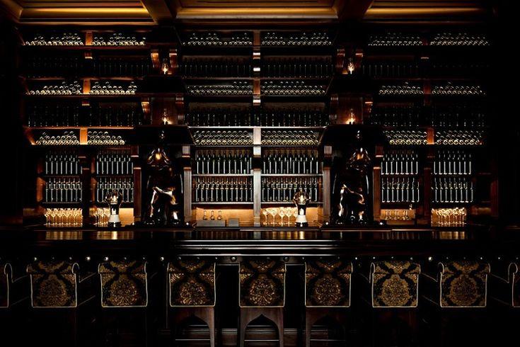 Best 10 Design Restaurants | Design Contract  Nomad Hotel by Designer Jacques Garcia