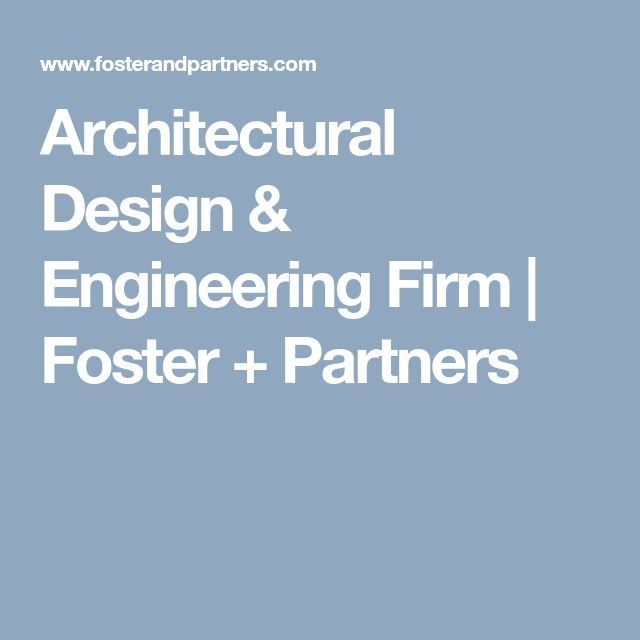 Architectural Design & Engineering Firm