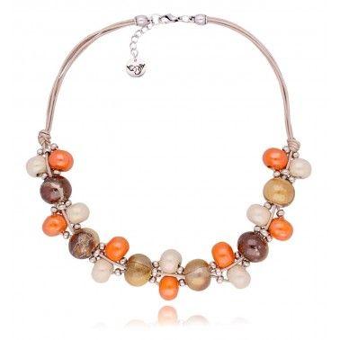 Naszyjnik #bydziubeka #jewellery #fashion #we #love #ceramika