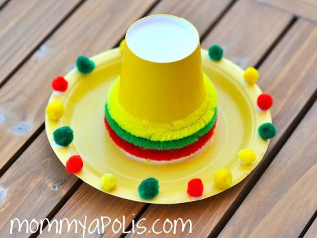 31 Crafts for Hispanic Heritage Month                                                                                                                                                     More