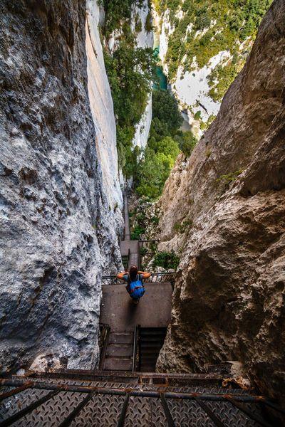 Sentier Blanc-Martel - Office de Tourisme de Castellane