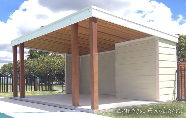 Pool Cabana Pergola Made To Order With Hardie Board