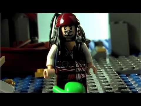 ▶ Lego Pirates of the Caribbean - YouTube