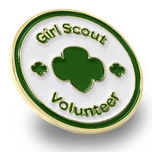 Vintage girl scout pin Etsy