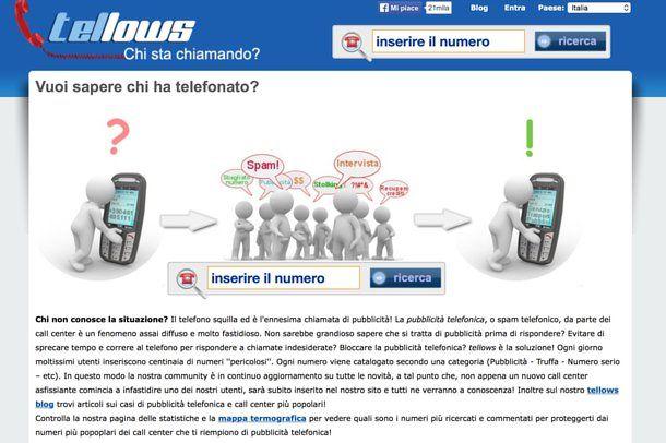 COME RITROVARE UN NUMERO DI TELEFONO CHE NON TROVI PIU - LO SAPEVI CHE.....