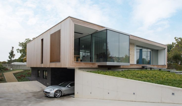 Villa M House,© Ben Aarts
