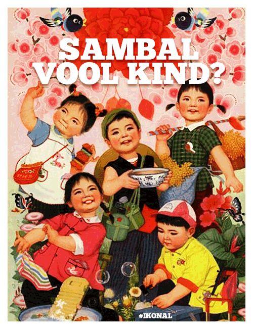 """Sambal vool kind?  In deze langverwachte reeks volgen we de familie Kim van het Chinese afhaalrestaurant """"De lange muur"""" in hun dagelijkse werkzaamheden en beslommeringen. Wat is het geheim van de Babi Pangang? Hoe zwaar is een wok? Wat zijn kalendels voor thuis? Dat en vooral veel wokken, snijden, koken in deze ontroerende real life docusoap."""
