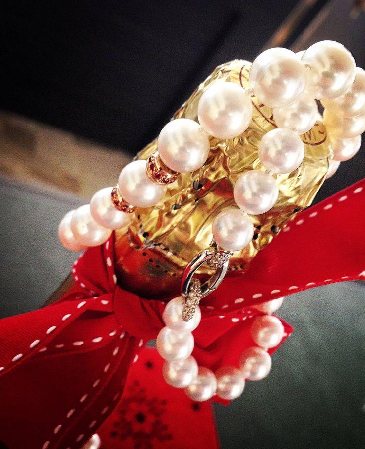 La perla giapponese un bagliore luminoso di classe e semplicità.