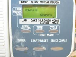Beyond bread: programming your Zojirushi bread machine for additional types of baking