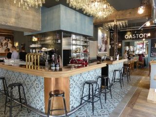 Brasserie Gaston | Nantes just next to Chateau great casual food and pizzas!