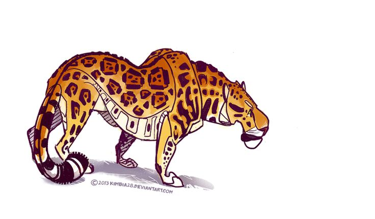 Panthera onca by ~Kimbia28 on deviantART  ★ || CHARACTER DESIGN REFERENCES (www.facebook.com/CharacterDesignReferences & pinterest.com/characterdesigh) • Love Character Design? Join the Character Design Challenge (link→ www.facebook.com/groups/CharacterDesignChallenge) Share your unique vision of a theme every month, promote your art and make new friends in a community of over 20.000 artists! || ★