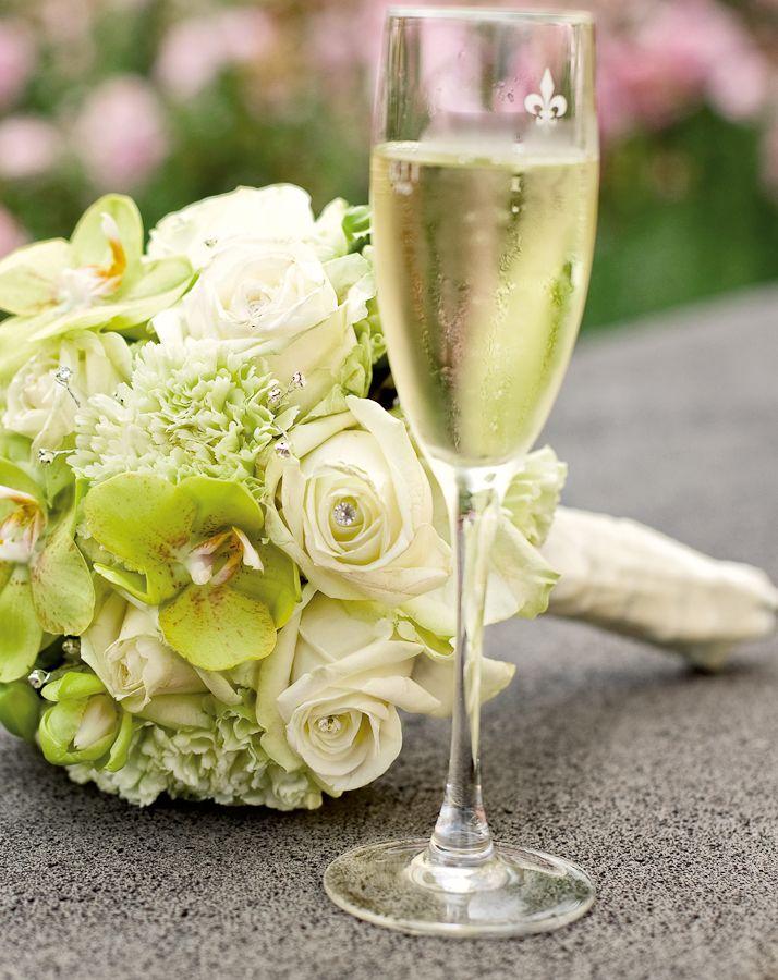 - Brautsträuße Creme und Weiß - Hochzeitsblumen, Brautstrauß